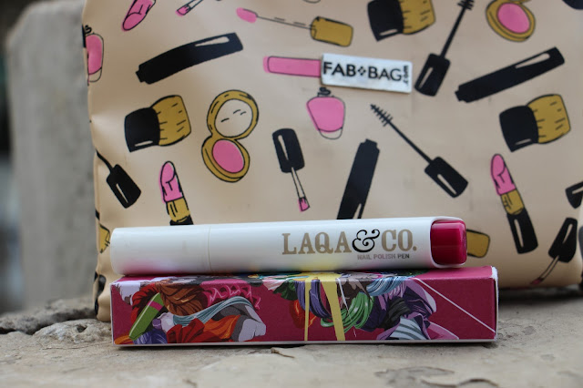 Fab Bag Discount coupon, Fab Bag India subscription, face, January Fab Bag Review,January 2016 beauty resolutions fab bag, Beauty resolutions,Votre Face Serum, Natural Bath and body clay mask, Natural Bath and Body Wipped Cream, B;Blunt Spotlight Hair Polish, Laqa &Co Nail Polish Pen, paraben free products,beauty , fashion,beauty and fashion,beauty blog, fashion blog , indian beauty blog,indian fashion blog, beauty and fashion blog, indian beauty and fashion blog, indian bloggers, indian beauty bloggers, indian fashion bloggers,indian bloggers online, top 10 indian bloggers, top indian bloggers,top 10 fashion bloggers, indian bloggers on blogspot,home remedies, how to