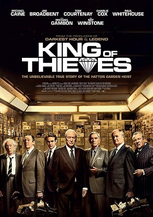King of Thieves - Legendado Torrent