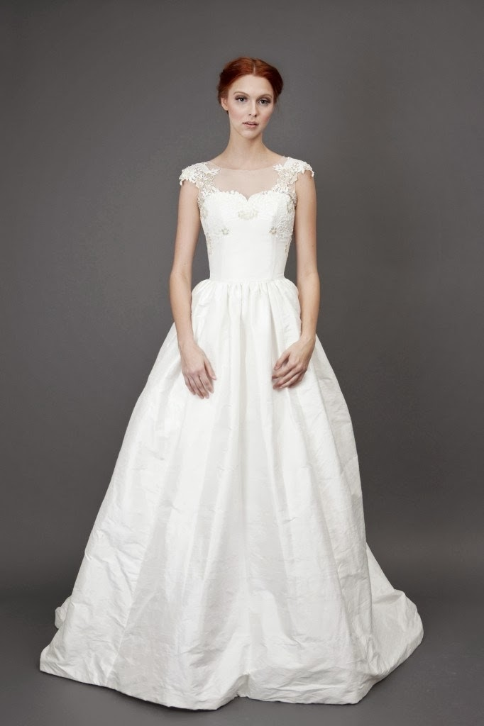 heidi elnora fall 2013 bridal collection With heidi elnora wedding dress
