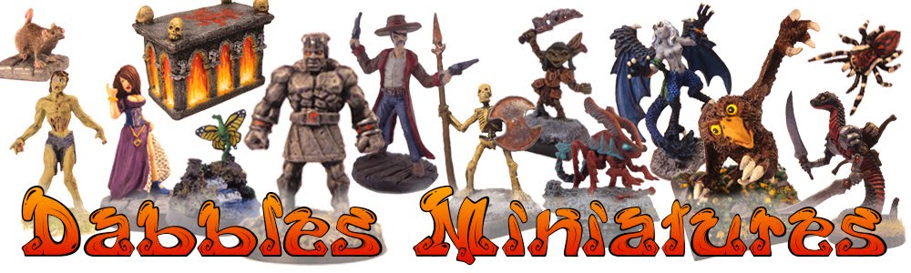 Dabble's Minis