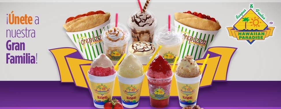 franquicias de helados baratas
