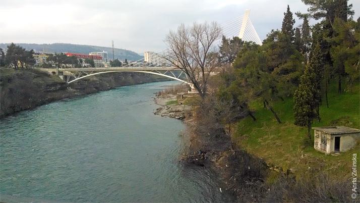 Мост «Тысячелетия» (Millenium)