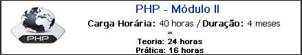 PHP-MÓDULO II