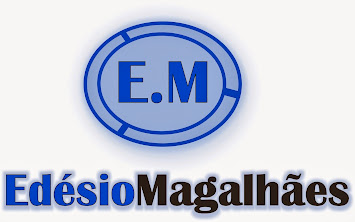 Logotipo Edésio Magalhães
