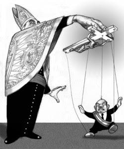 Passado Negro e futuro duvidoso – Os perigos do discurso religioso contra a democracia - Por Allan Johan