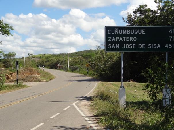 Consejera de El Dorado supervisa trabajos de rehabilitación de la carretera San José de Sisa-Cuñumb