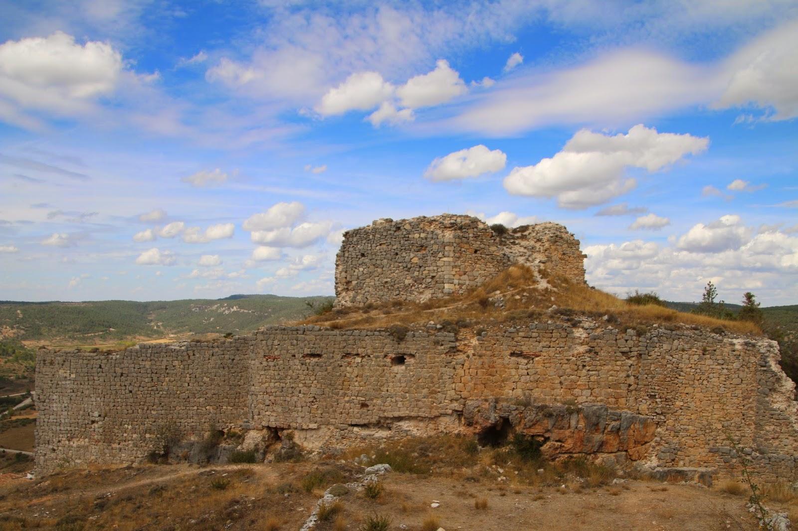Castillo de Rochafrida, Beteta, Cuenca. Tu Maleta.