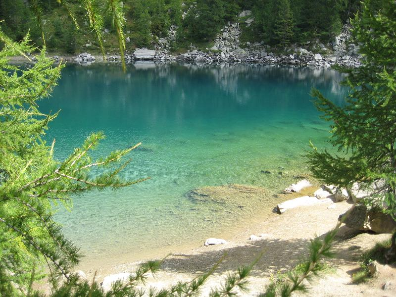 Lago Azzurro Matrimonio : Valchiavenna lago azzurro