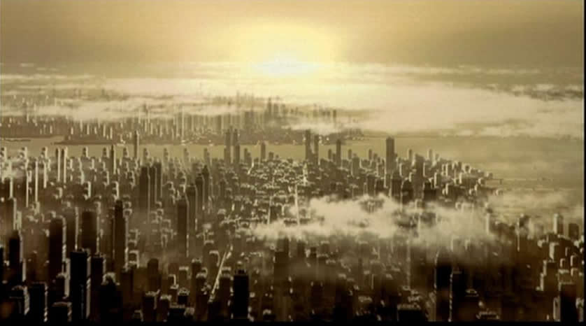 Metropolis 2001 cityscape animatedfilmreviews.blogspot.com