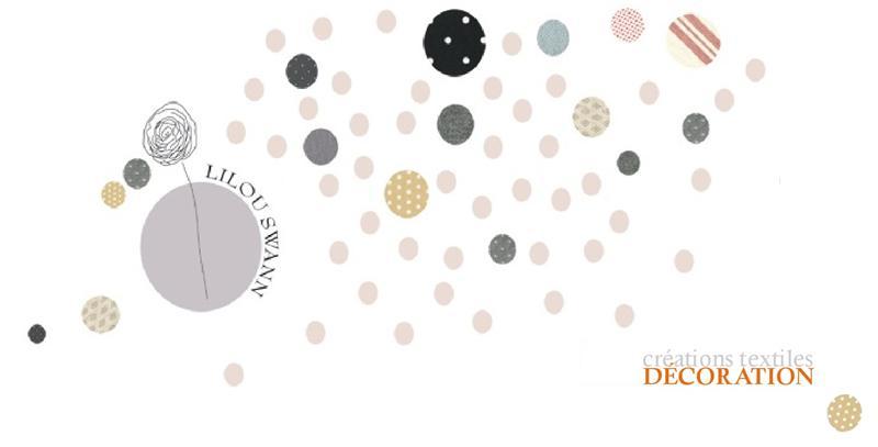 Lilou Swann Décoration Textile
