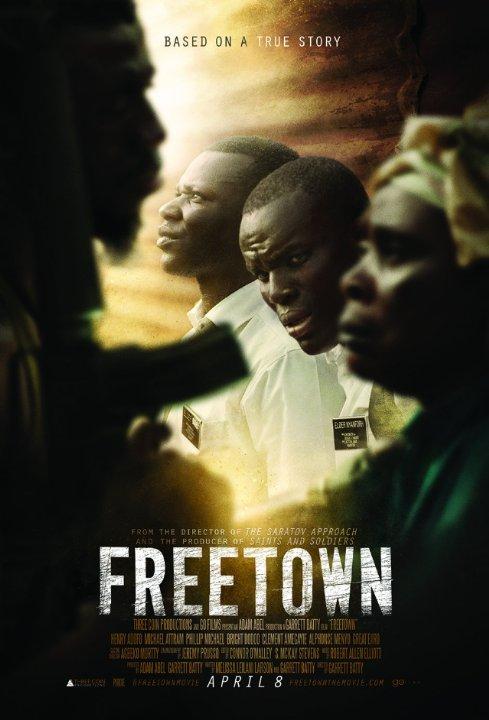poster Miền đất tự do