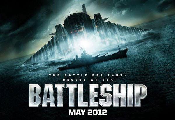 Battleship Poster In Photoshop CS6