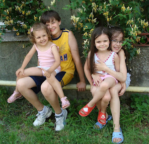 Nepoţii noştri în 10 iunie 2012
