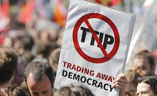 países de la UE podría decidir sobre el TTIP en referéndum... pero no España