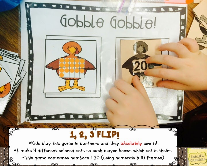 http://www.teacherspayteachers.com/Product/Thanksgiving-Literacy-Math-Games-957646