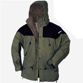 TAIGA Val d Isere - Men Gore-Tex Jacket Parka