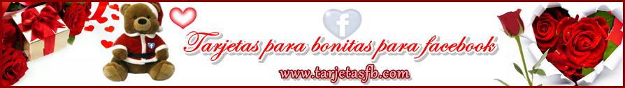 Tarjetas para Facebook Gratis | Postales para Amor y Amistad