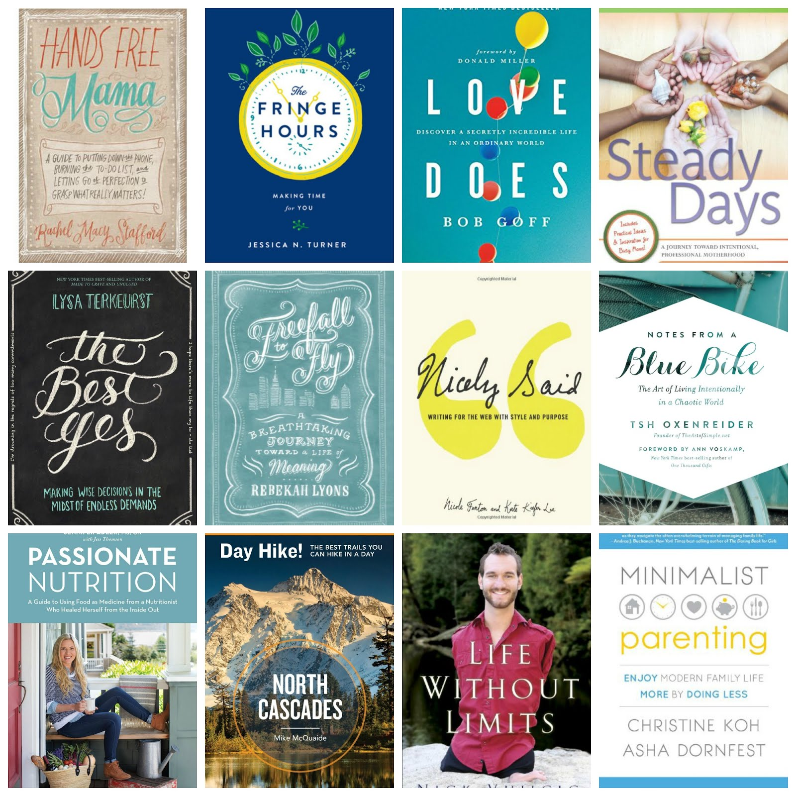 12 Books To Read in 2015