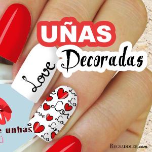 Uñas decoradas hermosas