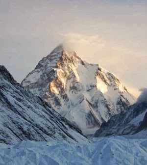K2 Mountain Summit k2 mountain is the second highest mountain peak in the world and the ...