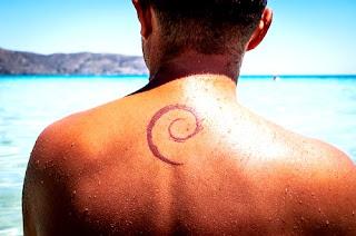 Sole tatuaggio