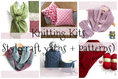 The Feminine Touch Knitting Kits