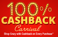Shopclues 100% Cashback Carnival Offer on Every Purchase