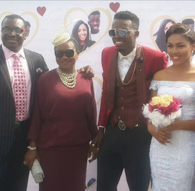comedian Akpororo wedding.