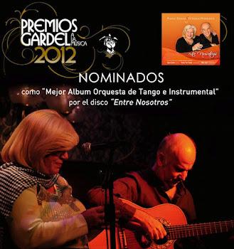 Quinta Nominación a los Premios Gardel