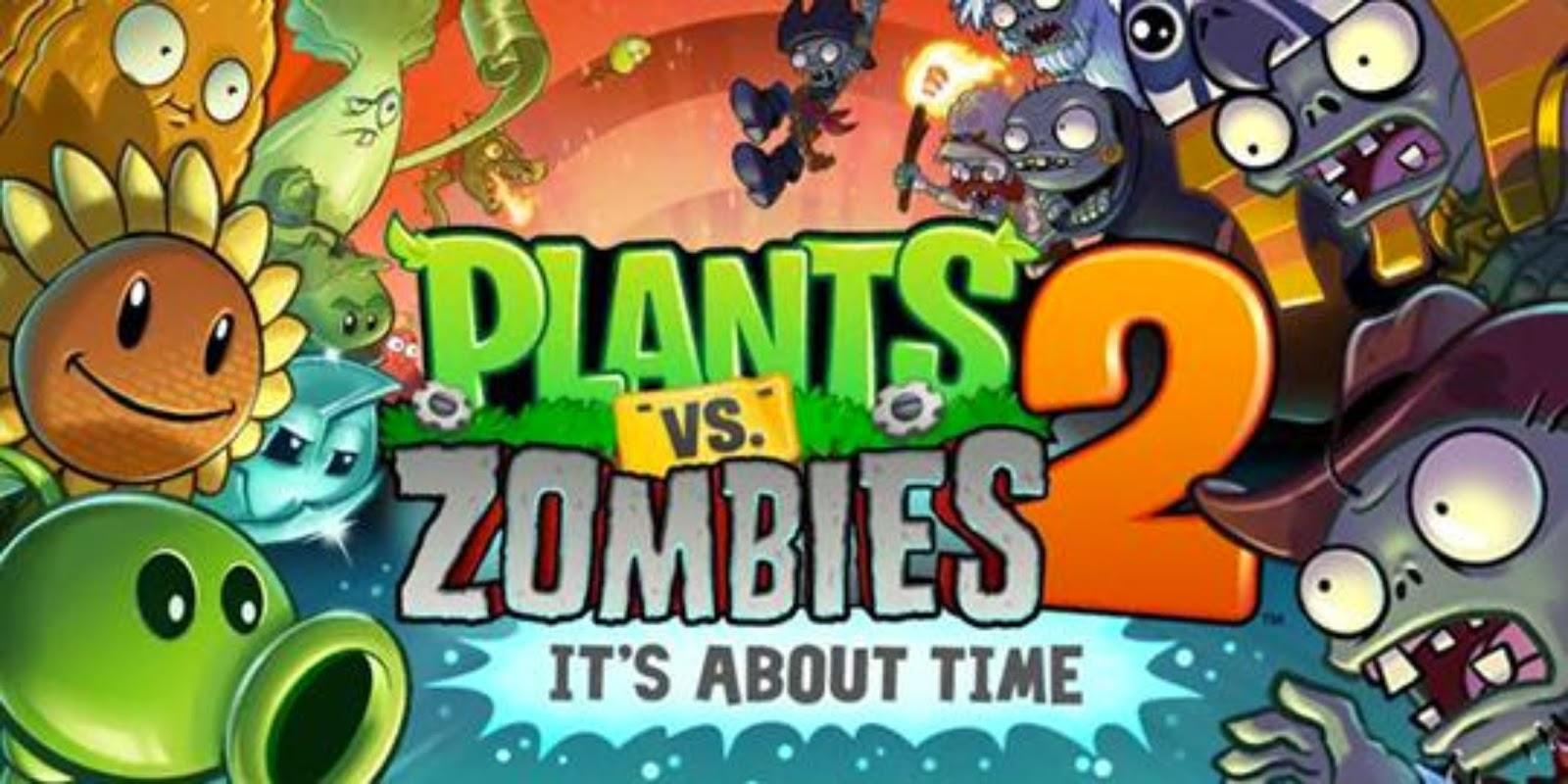 Plants vs. Zombies 2 Apk+Data Mod v3.5.1 Free Full Android