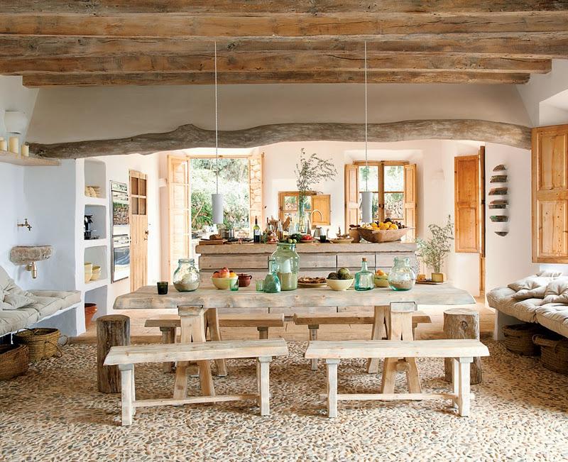 House interior design coastal cave house of french designer alexandre de betak