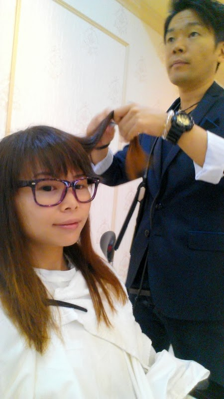 Review Hair Transformation At Naoki Yoshihara By Ash