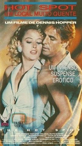 Filme Hot Spot - Um Lugar Muito Quente 1990 Torrent