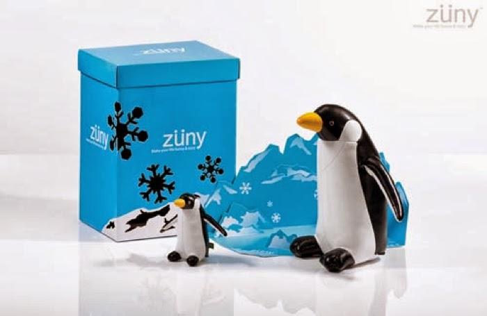 penguin züny