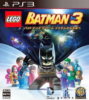 [PS3][LEGO バットマン3 ザ・ゲーム ゴッサムから宇宙へ] ISO (JPN) Download