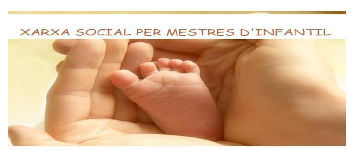 XARXA SOCIAL PER MESTRES D'INFANTIL