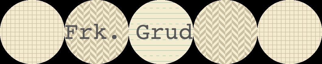 Frk. Grud