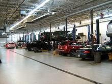 Car Dealership and repair facility