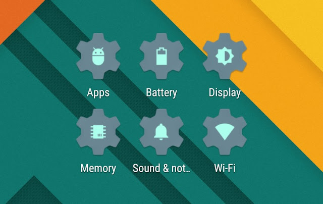 [Android 6.0 New Feature] Home Screen Settings Shortcuts Now Have Individual Icons : Know How to Get it