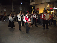 Banda de música de Chantada 2012