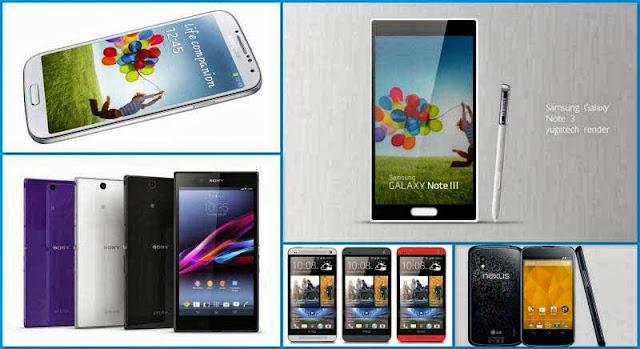 lima smartphone android terbaik