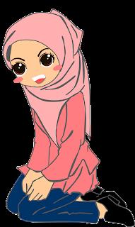 Segmen : Doodle Muslimah by FiqahHamed