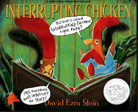 Interrupting Chicken - Picture Books to teach classroom rules