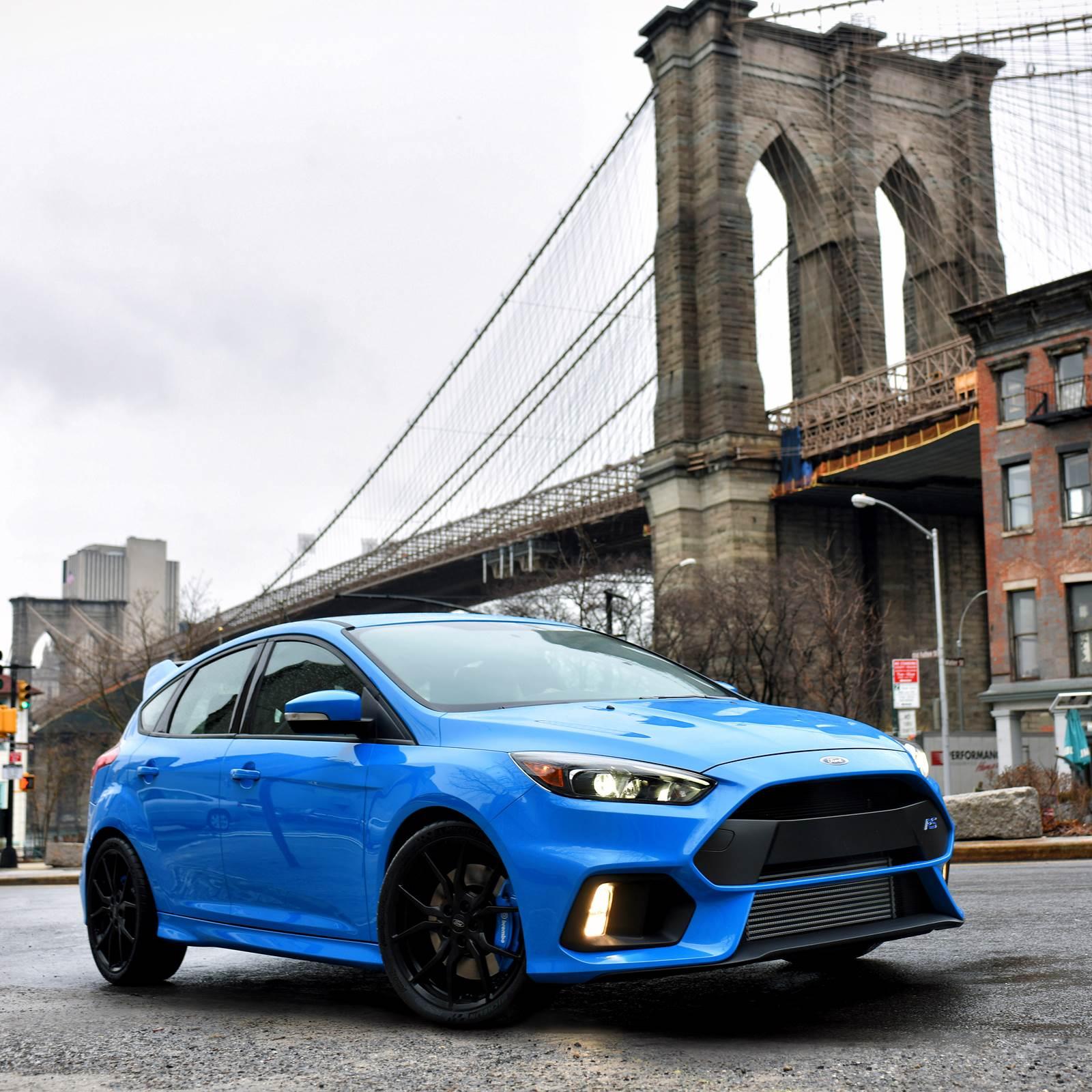 2016 Ford Focus RS US SPEC