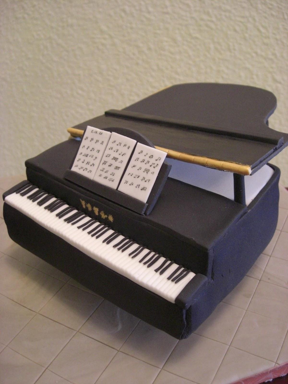 Las tartas de chari clase de piano - Cumpleanos feliz piano ...