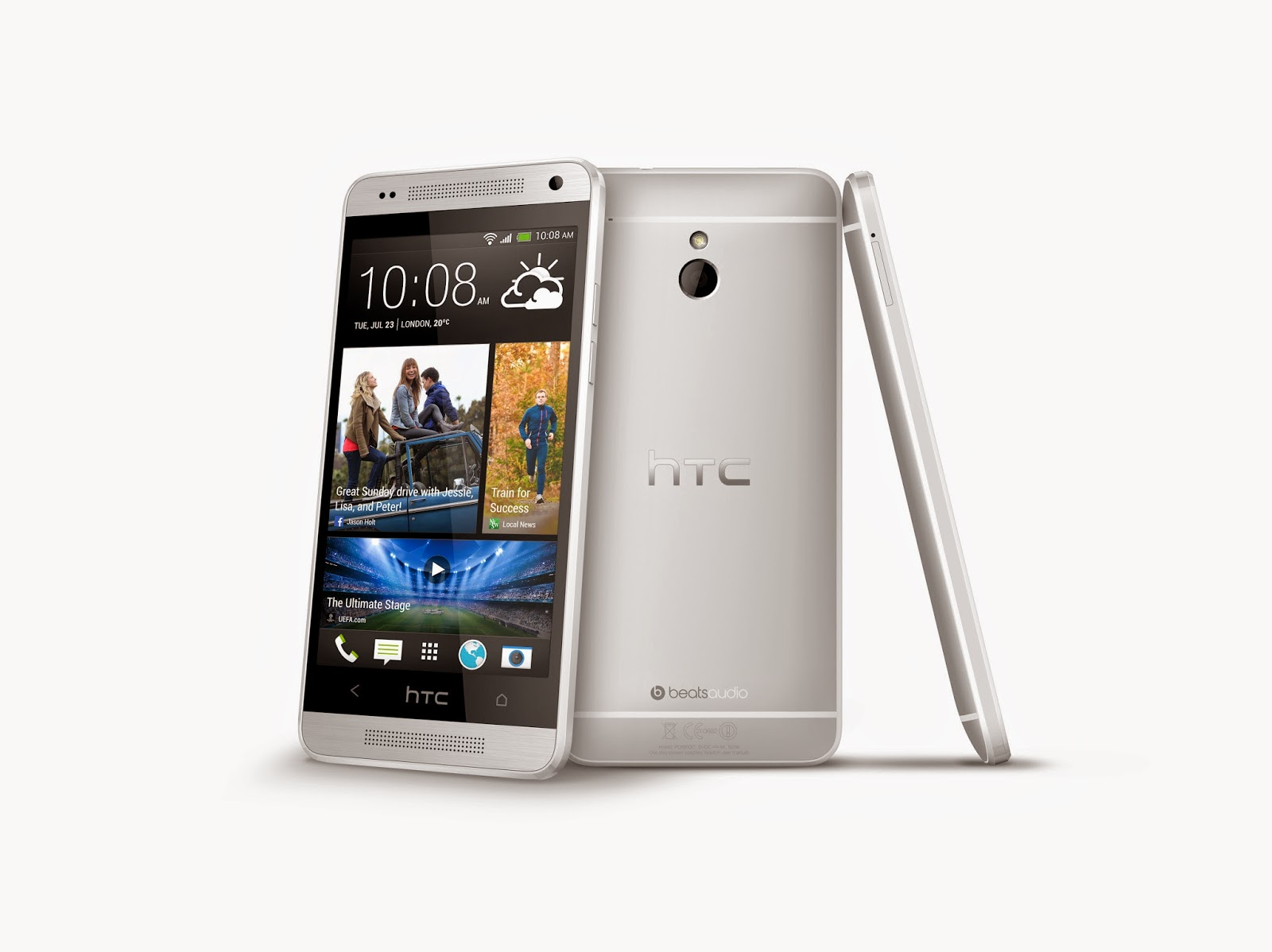 HTC One Mini receiving the Sense 6 UI update