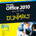 Office 2010 All-in-One For Dummies - Free Ebook Download