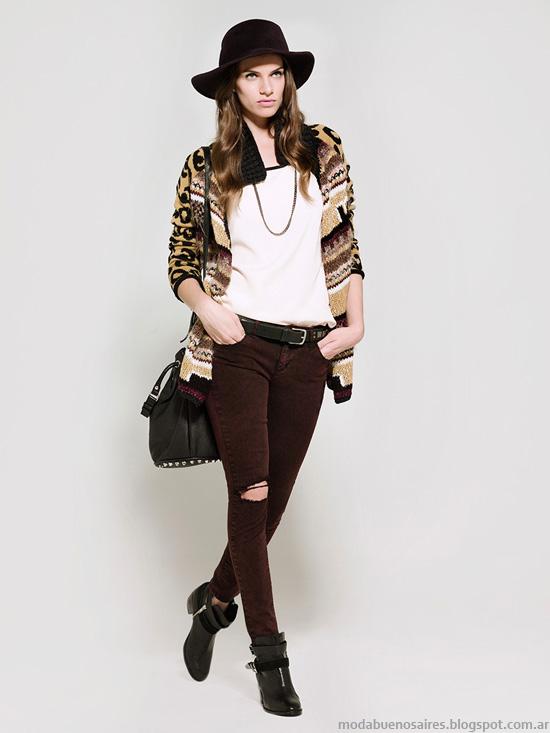 Moda Argentina otoño invierno 2014 - Kosiuko coleccion otoño invierno 2014.