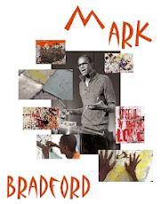 MARK BRADFORD AT WHITE CUBE