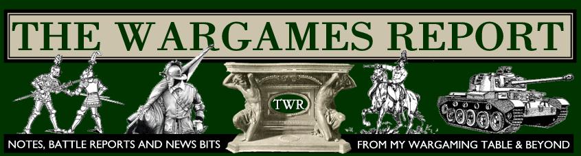 Wargames Report